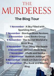 Blog Tour - The Murderess
