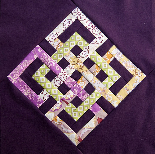 Free Quilt Patterns And Blocks : Quilt Inspiration: Free pattern day: St. Patrick s Day