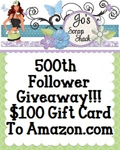 $100 Giveaway!