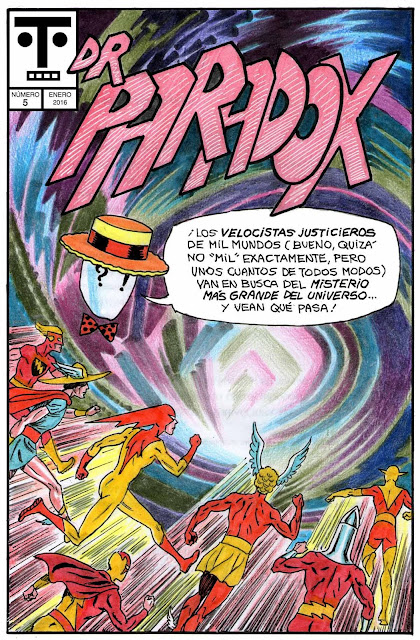 DR PARADOX