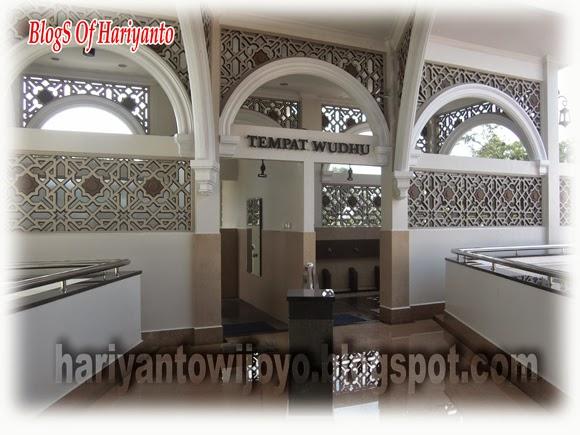Masjid Baiturrahim Sopalan Sabo Yogyakarta