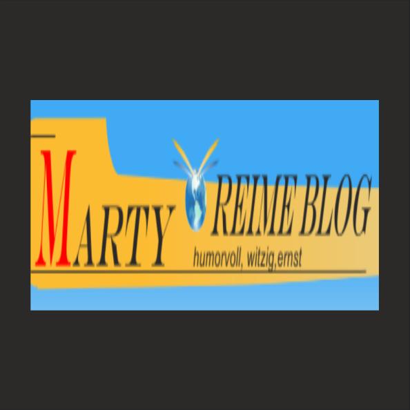 Martys Reime Blog