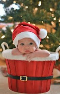 Tarjetas de Navidad Con Bebés