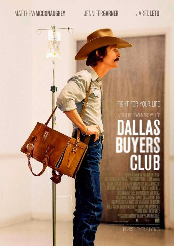 Dallas Buyers Club - Witaj w Klubie - 2013