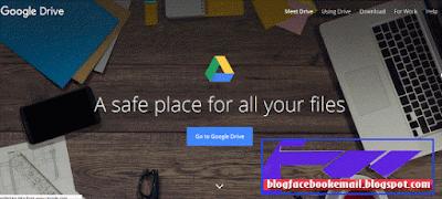situs penyimpan data internet google drive