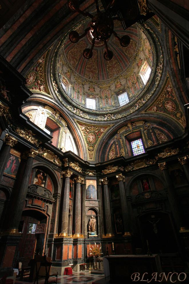Madrid en foto capilla de san isidro real iglesia de for Ministerio del interior san isidro