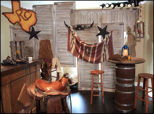 Rustic Man Cave Uk : Decorating theme bedrooms maries manor man cave