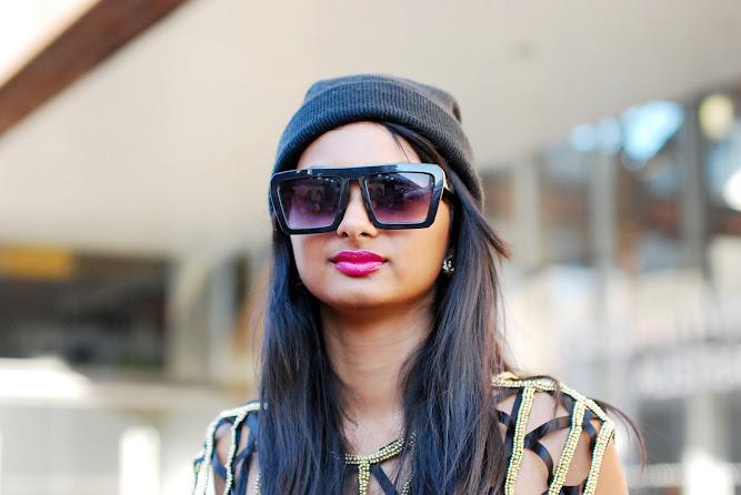 MBFWA 2013 Street Style Blogger Sophia Everyday Like This