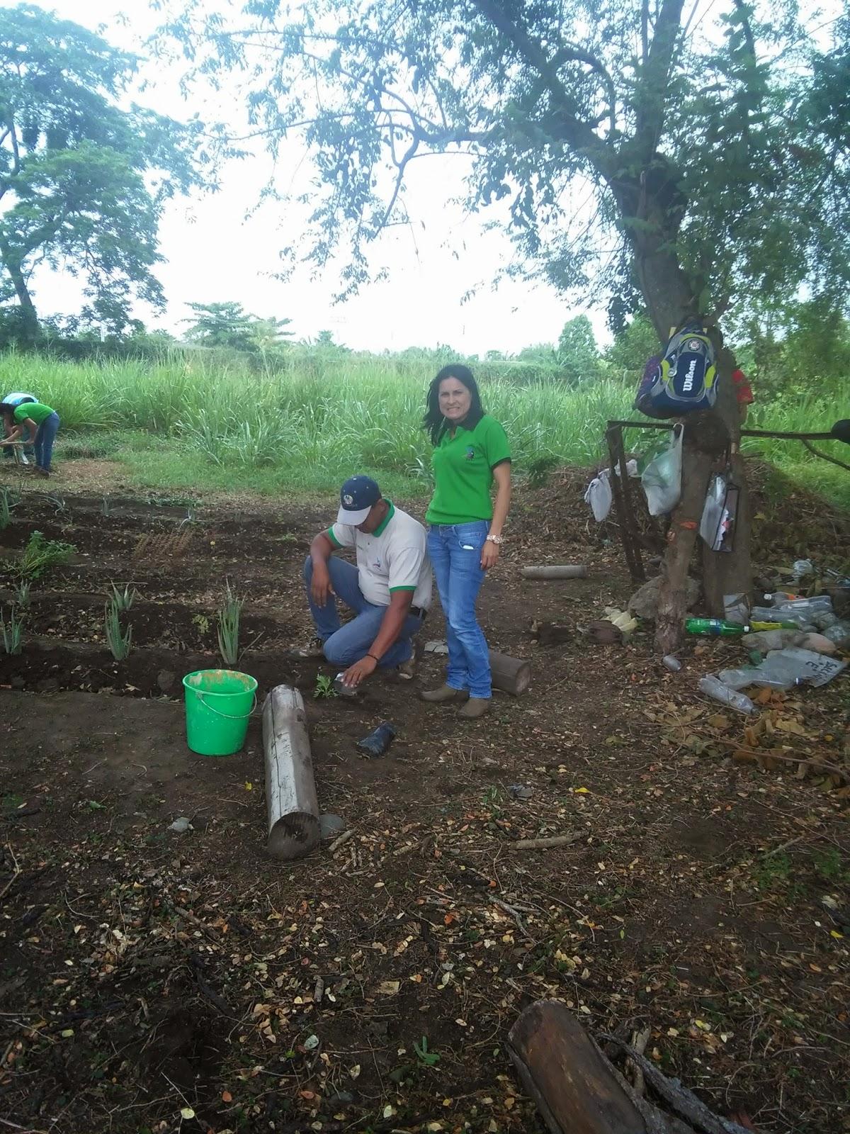 Visi n agroecol gica estudiantes de agroecolog a realizan Lagunas para cachamas