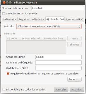 Configurar wifi en Ubuntu