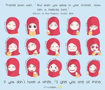 smile, senyum