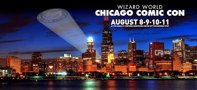 Wizard World Chicago 2013: The Unexpected Guests