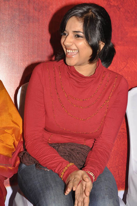 vasundhara in jeans at function