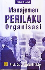 toko buku rahma: buku manajemen perilaku organisasi, pengarang winardi, penerbit kencana