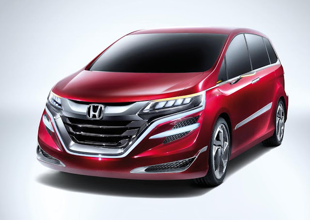 2017 Honda Odyssey Release Date and Price