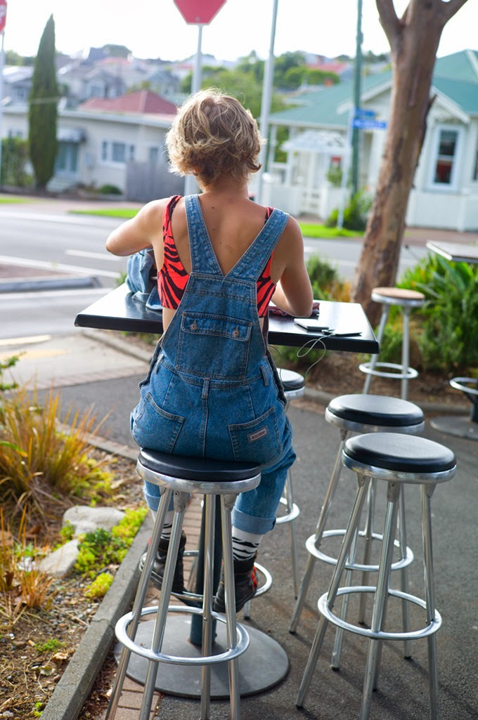 NZ street style, street style, street photography, dungarees, New Zealand fashion, hot models, auckland street style, hot kiwi girls, most beautiful, kiwi fashion