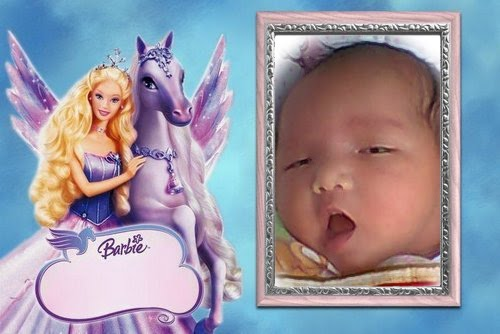 Barbie Collection Beautiful Frames Free Frame