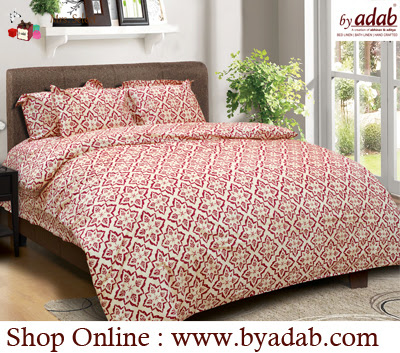 Fitted and flat- the two of varieties of bed sheets