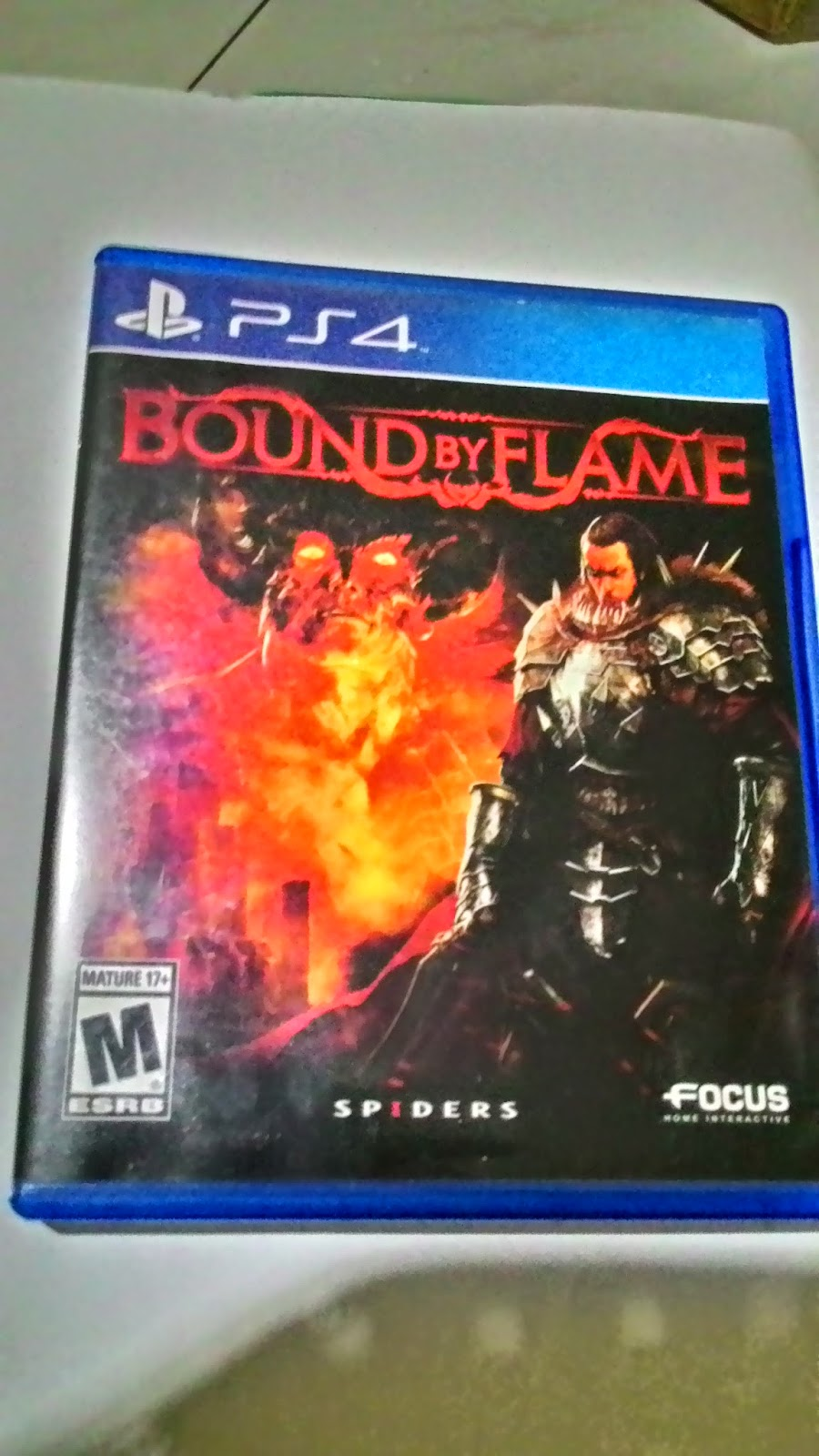 Rental Game Ps4 Ps 4 Kaset Bd Titanfall 2 Bound By Flame