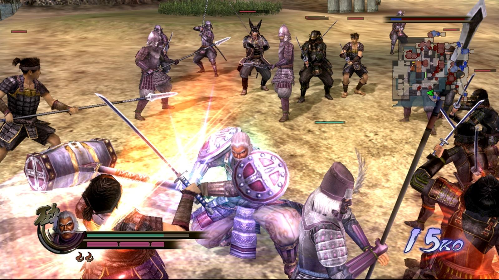 Samurai Warriors 2 Free Game Download ... - Free PC Games Den