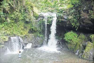 Taman Wisata Air Panas Guci