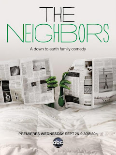 The Neighbors ABC season 1 2012 poster Download   The Neighbors S01E18   HDTV + RMVB Legendado