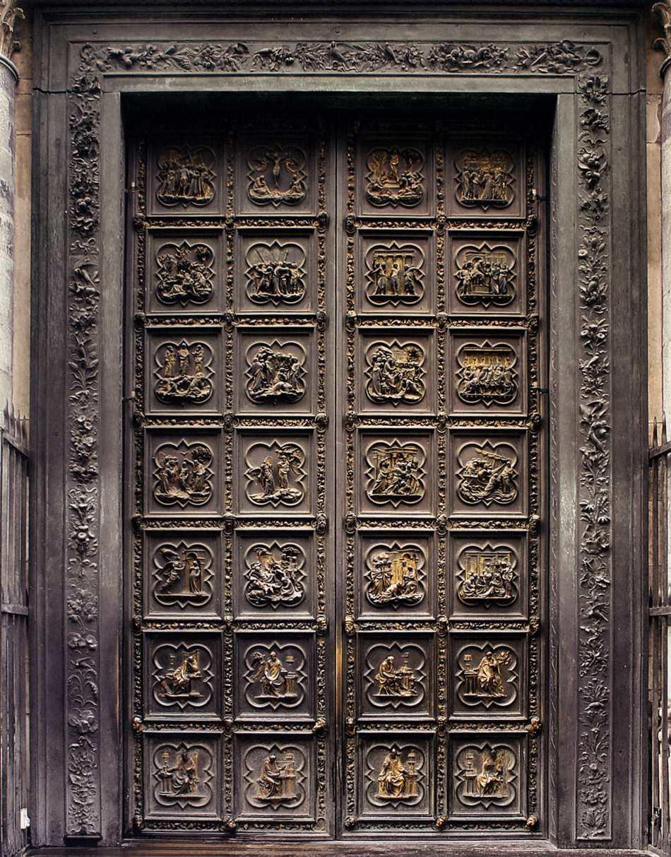 Todo arte escultura renacentista italiana del for Porte italiano