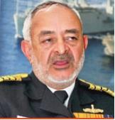 Navy Chief Admiral D.K. Joshi