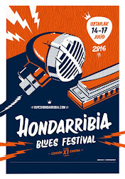 Festival Blues Hondarribia 2017