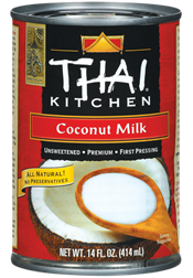 Thai Kitchen Coconut Cream the coconut milk treatment for soft, humidity-resistant natural