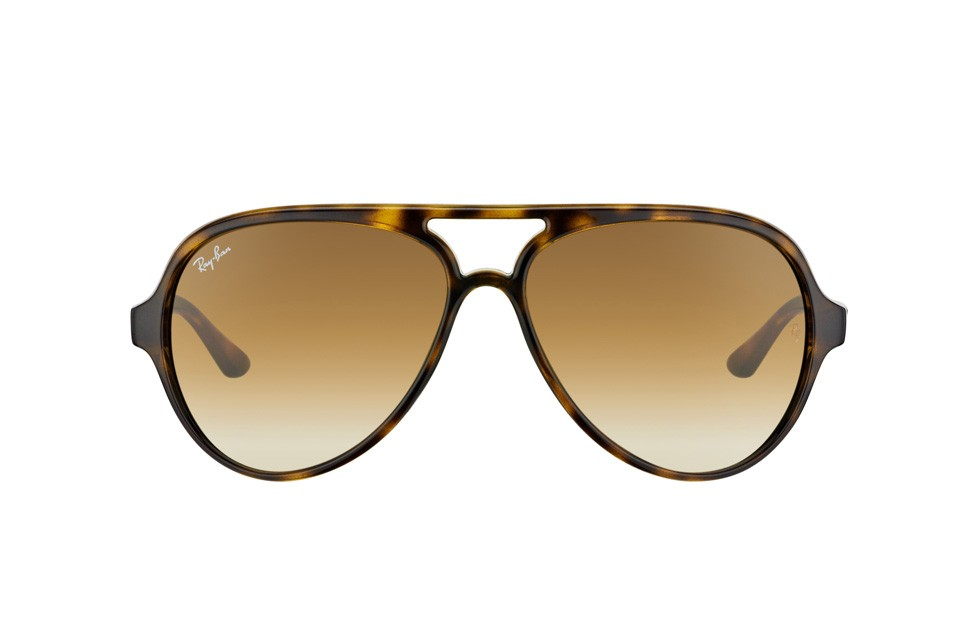 ray ban aviador pasta marron