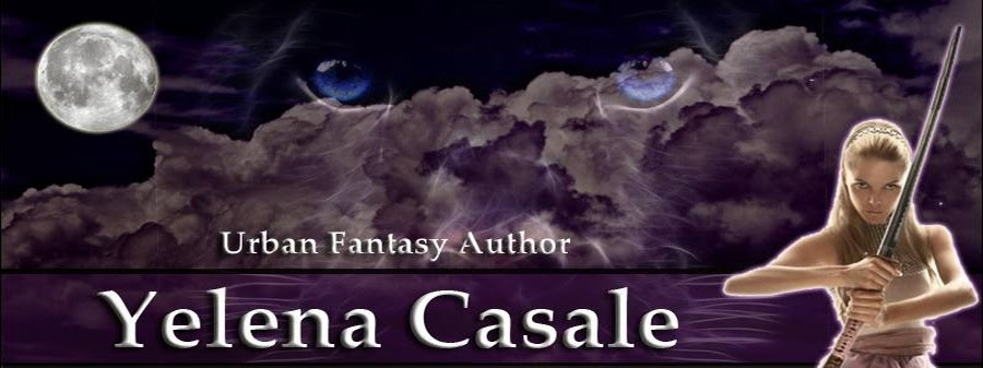 Yelena Casale's Writing Blog