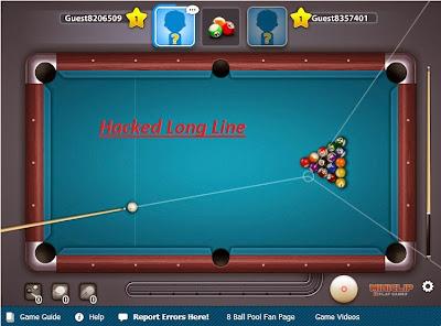 Cheat 8 Ball Pool Multiplayer Juli 2014 Hack Line Work 100%