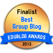 Edublog Awards Finalist