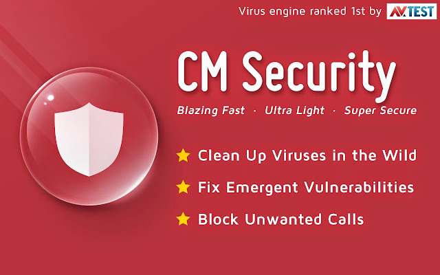 Android CM Security - FREE Antivirus Apk resimi 4