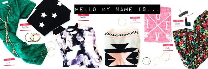 Hello My Name is Collection