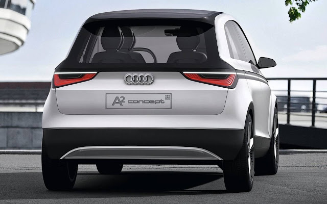 Audi A0 - Volkswagen up!