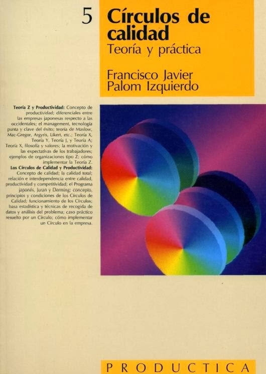 Círculos de Calidad - Francisco Palom Izquierdo - PDF - Español