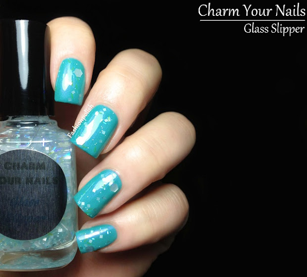 fashion polish charm nails