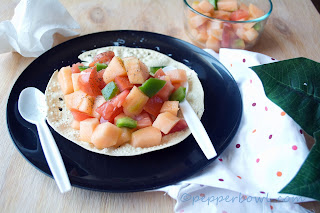 Quick-Cantaloupe-Salad-Recipe
