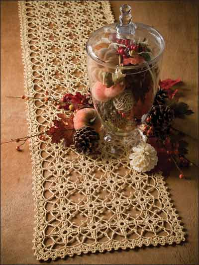 62 Crochet Table Runner Patterns The Funky Stitch