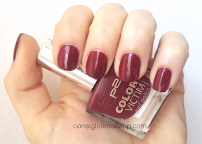 NOTD: Smalto Color Victim 691 Can't Get Enough! - P2 Cosmetics