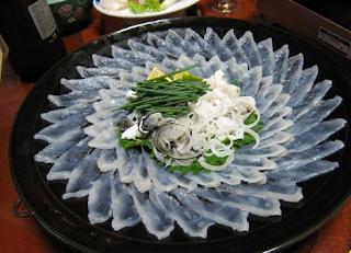 Fugu Sashi