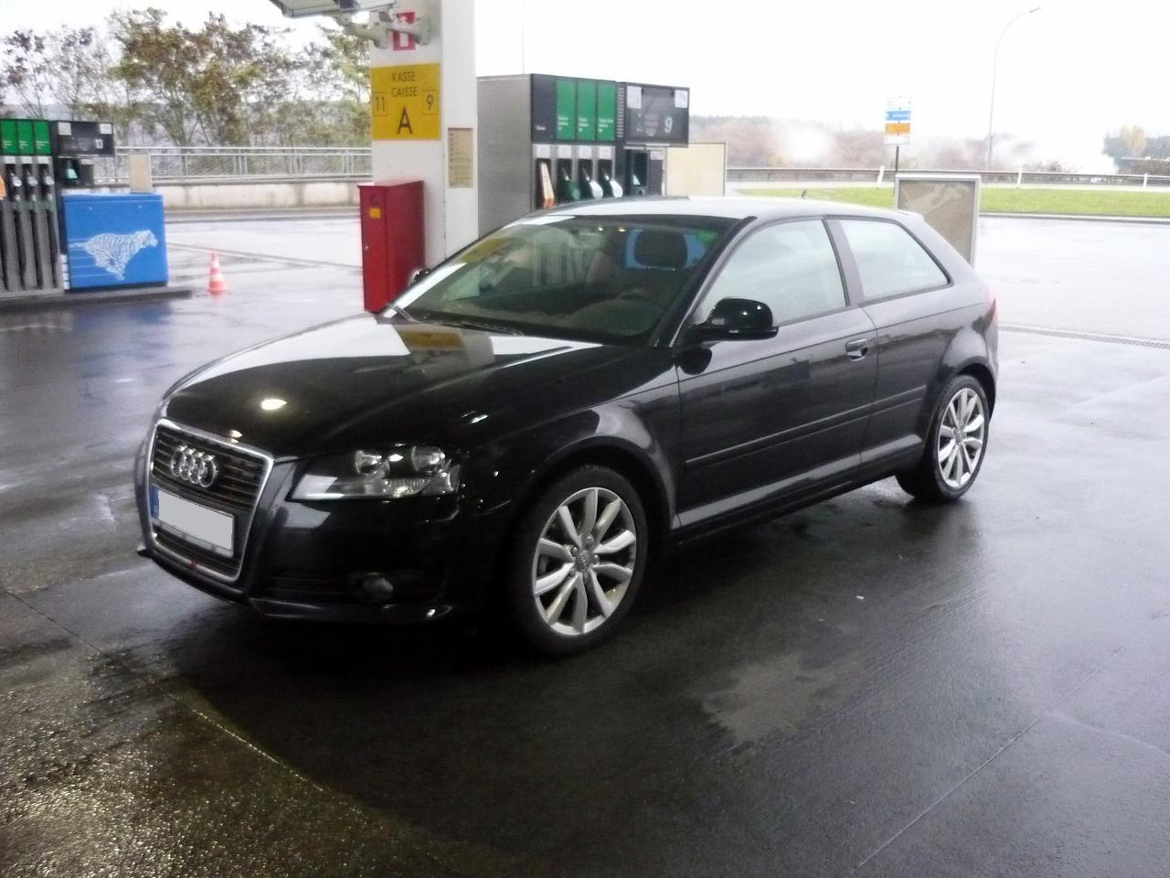 Guitigefilmpjes: Car review: Audi A3 2.0 TDI 140hp (MY 2009)