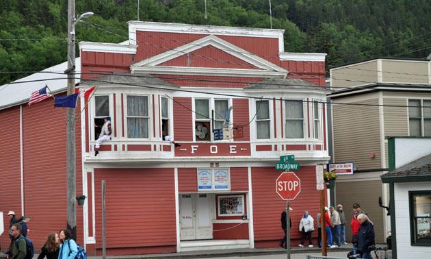 On A Lark July 3 2012 Garden City Rv Park Skagway Alaska