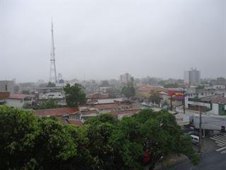 Aesa diz nesta sexta (15) como será o período de chuvas do trimestre na Paraíba