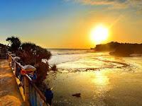 Intip Pesona Pantai Kukup dari Pulau Jumino Gunung Kidul
