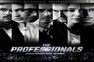 Sinopsis Film Indonesia The Professionals