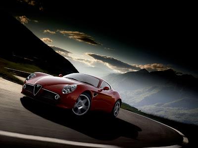 Alfa Romeo 8C Spider #3