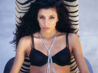 Celebrity Eva Longoria Hot Bikini Wallpapers Gallery